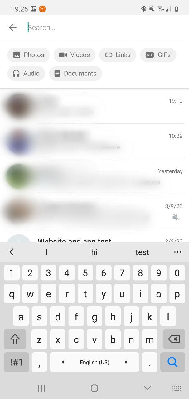 Search whatsapp WhatsApp for