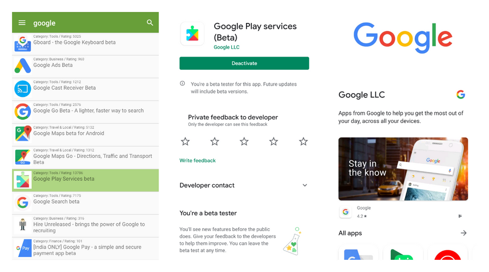 20 Google apps you can beta test today (Updated)
