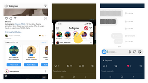 Latest Instagram leaks and tests from January 2020